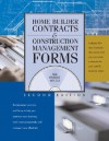 Home Builder Contracts & Construction Management Forms [With CDROM] - National Association Of Home Builders