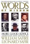 Words of Wisdom - William Safire, Leonard Safir