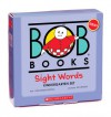 Sight Words - Kindergarten (Bob Books) - Lynn Maslen Kertell, Sue Hendra