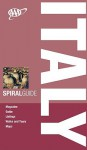 AAA Spiral Italy, 3rd Edition - Sally Roy, Teresa Fisher