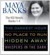 Maya Banks KGI series 1- 4 (The Kelly Group International) - Maya Banks