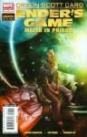 Ender's Game: Mazer in Prison #1 - Orson Scott Card, Pop Mhan, Aaron Johnston