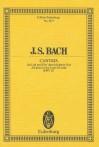Cantata No. 117: All Glory to the Lord of Lords, Bwv 117 - Johann Sebastian Bach