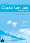 Opportunities: Global Pre Intermediate Language Powerbook (Opportunities) - Patricia Reilly, Michael Dean, Anna Sikorzynska
