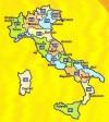Michelin Local Road Map 360 : Lazio (Italy) scale 1/200,000 (Multilingual Edition) - Michelin