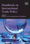 Handbook on International Trade Policy - William A. Kerr, James D. Gaisford