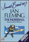 Thunderball - Ian Fleming, David Rintoul