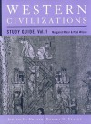 Study Guide (1): for Western Civilizations: Their History & Their Culture, Sixteenth Edition - Margaret Minor, Paul Wilson