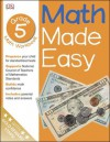 Math Made Easy: Fifth Grade Workbook - DK Publishing, John Kennedy