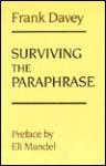 Surviving the Paraphrase - Frank Davey