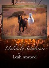 Unlikely Substitute (Mail-Order Husbands, #1) - Leah Atwood