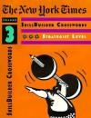 New York Times SkillBuilder Crosswords: Three-Star Strategist Puzzles V 3 - Stanley Newman