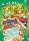 Wipe Clean Christmas Story - Juliet David, Marie Allen