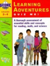 Kaplan Learning Adventures Quiz Me!: Grades 3-4 - Kaplan Inc., Kaplan Inc., Alan Tripp
