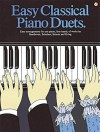 Easy Classical Piano Duets (Easy Classical Piano Duet, Efs173) - Music Sales Corp., Taeko Hirao