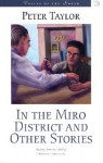 In the Miro District and Other Stories - Peter Taylor