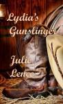 Lydia's Gunslinger (Revolving Point, TX Series) - Julie Lence