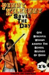 Penny Kilkenny Saves The Day (A Man From U.N.D.E.A.D. spin-off novel) - Darren Humphries