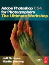 Ultimate Adobe Photoshop Cs4 for Photographers - Martin Evening, Jeff Schewe
