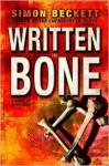 Written in Bone - Simon Beckett