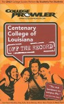 Centenary College of Louisiana Off the Record - Ashley Moss