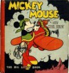 Mickey Mouse: The Mail Pilot (Big Little Book #731) - Floyd Gottfredson, Walt Disney Company