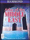 Hammond Atlas of the Middle East - Hammond World Atlas Corporation