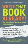 Write that book already!: The Tough Love You Need to Get Published Now - Sam Barry