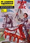 Joan of Arc (with panel zoom)  - Classics Illustrated - Samuel Willinsky, Jaak Jarve, Roberta Strauss Feuerlicht, Henry C. Kiefer, Bruce Downey, William B. Jones Jr.