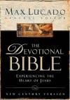Devotional Bible-NCV - Max Lucado