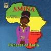 Amina, Princess of Zaria - Nicole Hester Williams