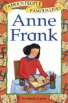 Anne Frank: Famous People, Famous Lives (Famous People Famous Lives) - Harriet Castor
