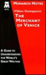 William Shakespeare's The merchant of Venice (Monarch notes) - Oriental Institute, Laura Lippman