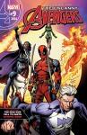 Uncanny Avengers (2015-) #9 - Pepe Larraz, Gerry Duggan, Mark Bagley