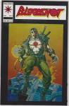 Bloodshot #1 Blood of the Machine (Special Chromium Acetate Cover Printing with Bonus Poster, Volume 1) - Kevin Vanhook, Don Perlin, Bob Wiacek, Jade Moede