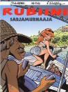 Sarjamurhaaja (Rubiini, #2) - François Walthéry, Dragan de Lazare, Mythic, Kirsi Kinnunen