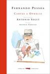 Cartas a Ophélia - Fernando Pessoa, Antonio Tabucchi, Antonio Seguí