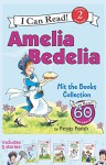 Amelia Bedelia I Can Read Box Set #1: Amelia Bedelia Hit the Books Collection (I Can Read Level 2) - Peggy Parish, Fritz Siebel, Barbara Siebel Thomas, Wallace Tripp