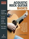 Acoustic Rock Guitar Basics: Access to Audio Downloads Included (Acoustic Guitar Private Lessons) - Andrew DuBrock