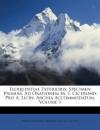 Eloquentiae Exterioris: Specimen Primum, Ad Orationem M. T. Ciceronis Pro A. Licin. Archia Accommodatum, Volume 1 (Latin Edition) - Petrus Francius, Marcus Tullius Cicero
