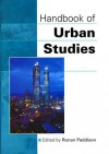 Handbook of Urban Studies - Ronan Paddison