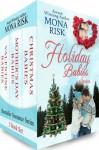 Holiday Babies Series (Christmas Babies, Valentine Babies, Mother's Day Babies Series) - Mona Risk