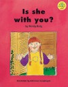 Our Play Cluster: Beginner Bk. 11: Is She With You? (Longman Book Project) - Wendy Body