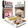 Skin Care Box Set: Homemade Bath Bombs, Scrubs and Butters to Rejuvenate Your Skin (DIY Beauty Products) - Yvonne Olson, Pamela Ward, Rhonda Bradley