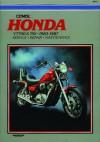 Honda Vt700 and 750, 1983-1987: Service, Repair, Maintenance/M313 - Ed Scott, Alan Ahlstrand