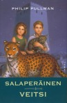 Salaperäinen veitsi (Universumien tomu, #2) - Philip Pullman, Helene Bützow