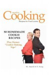 "50 Homemade Cookie Recipes: Plus Bonus: ""Cookie Baking Tips"" - M. Smith, R. King"