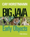 Big Java 5th Edition for Java 9 and 10 - Cay S. Horstmann