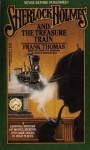 Sherlock Holmes And The Treasure Train - Frank Thomas