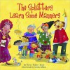 The Splatters Learn Some Manners - Marty Mokler Banks, Cecilia Rébora